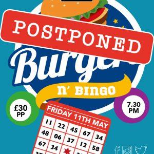 BC Burgers n Bingo 2018
